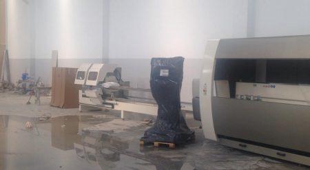 Mesa Cephe imalata son sürat devam ediyor