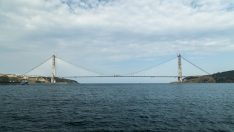 içtaş İnşaat Yavuz Sultan Selim Köprüsünde Sona Yaklaşıyor