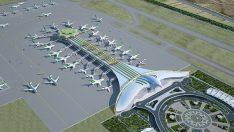 Polimeks İnşaat Türkmenistan Aşkabat Havalimanını teslim edecek
