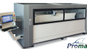 PromaX Makine yeni Nike  CNC Profil İşleme Merkezi modeliyle ilgiyi üzerine çekti.