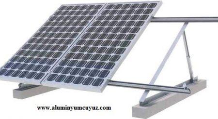 Fotovoltaik Solar Panel Alüminyum Çerçevesi Nasil Üretilir?