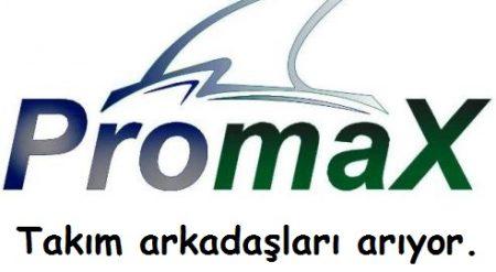 PromaX Makine Teknik Servis Mühendisi Takım Arkadaşları Arıyor…
