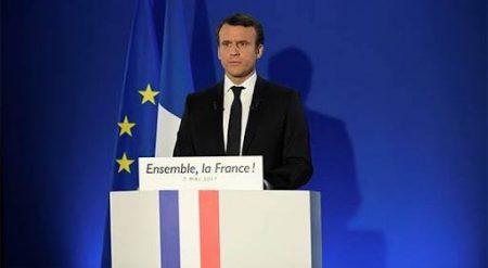 """Macron:""""ABD'den Alüminyum Gümrük Vergilerinde Jest Görmek İstiyorum."""""""